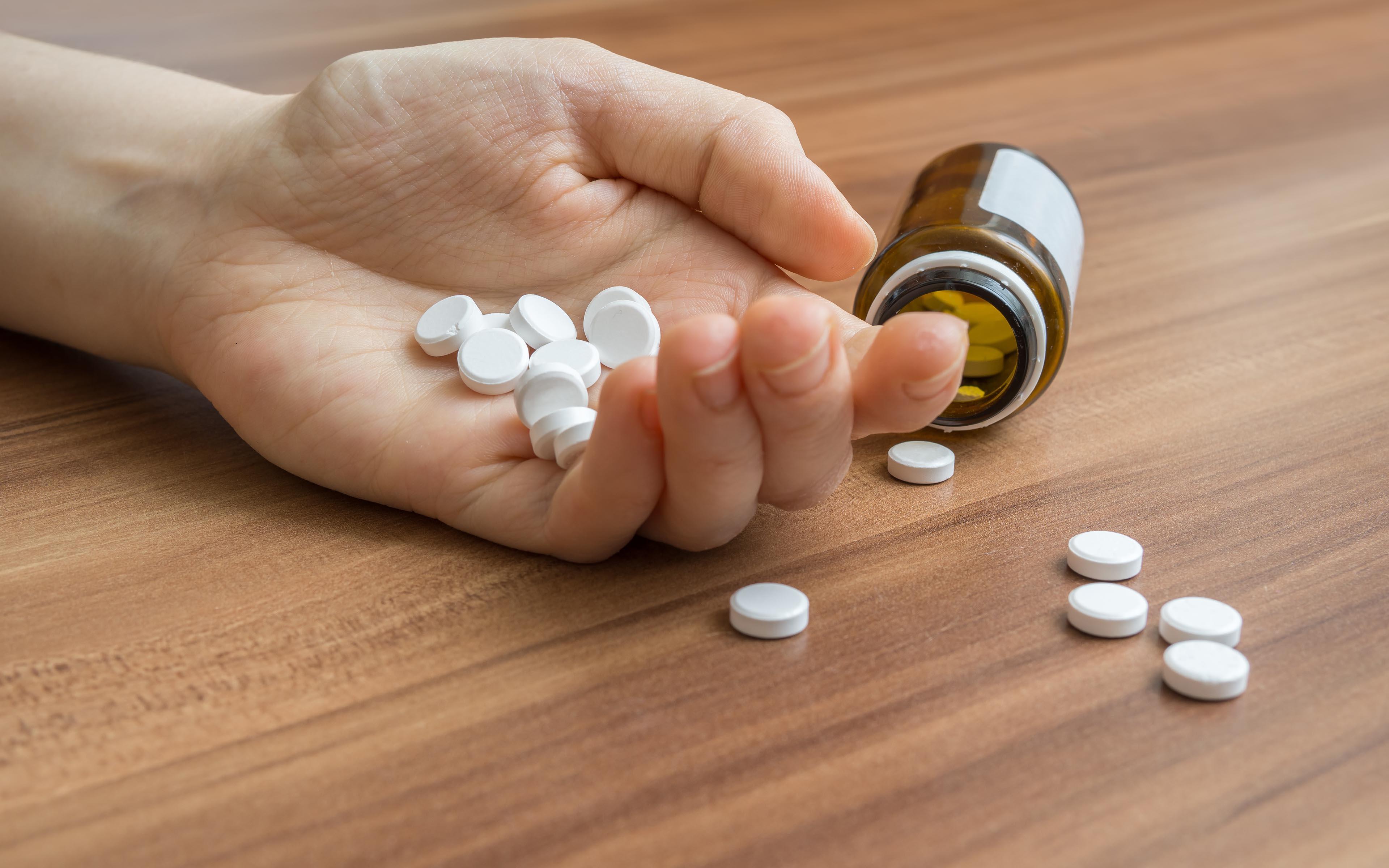 Бензодиазепиновая зависимость (5)