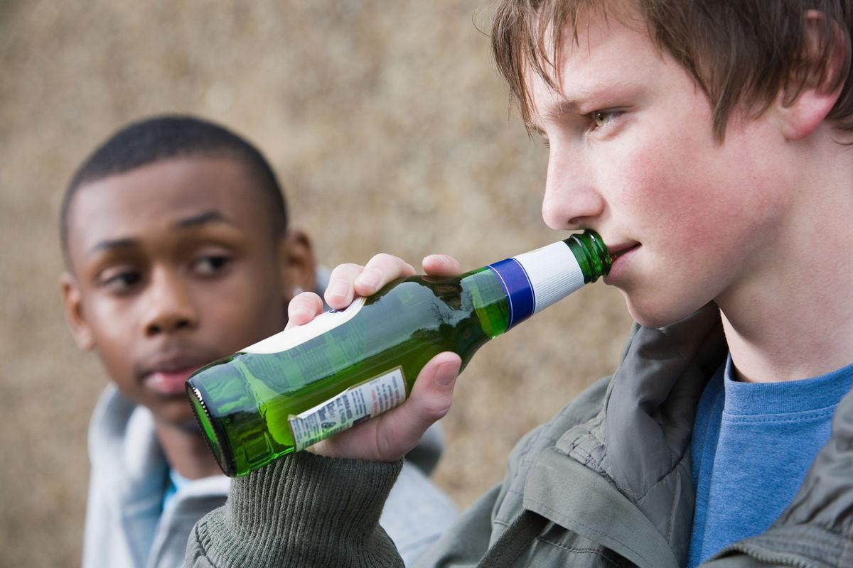Детский алкоголизм (3)