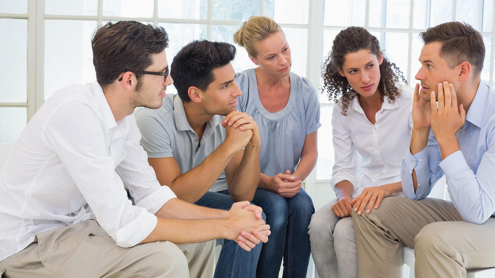 Групповая психотерапия (3)