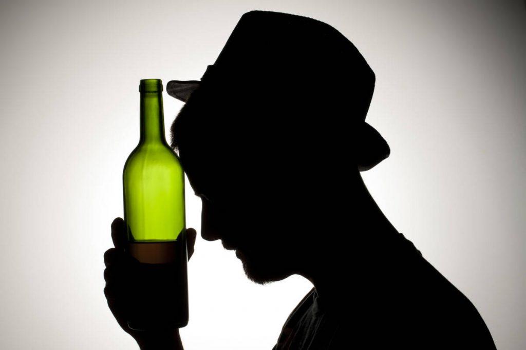 Мужской алкоголизм (1)