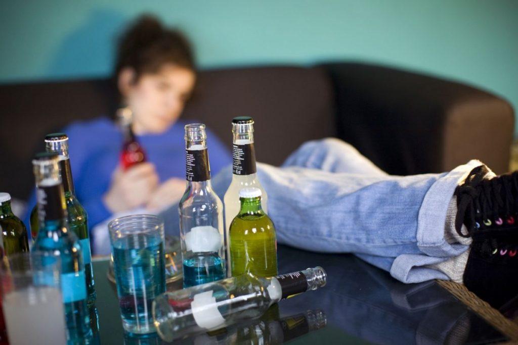 Подростковый алкоголизм (4)