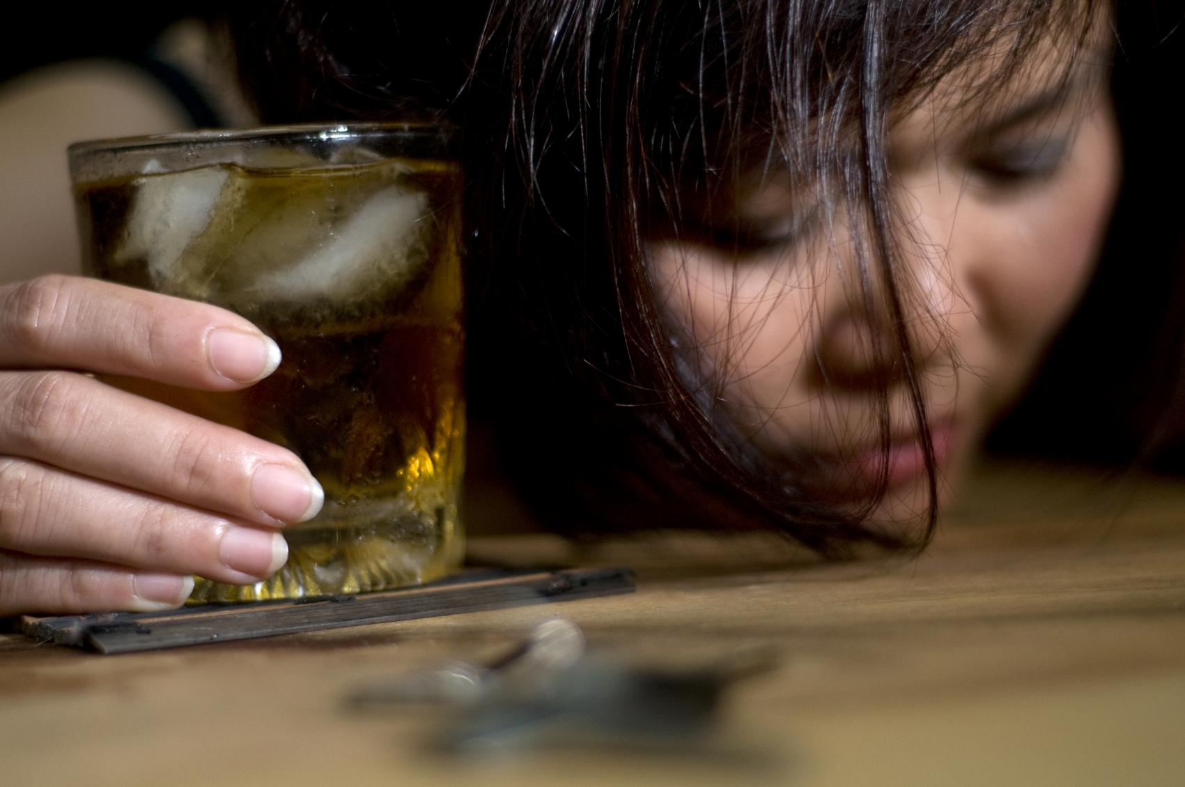 Женский алкоголизм (2)