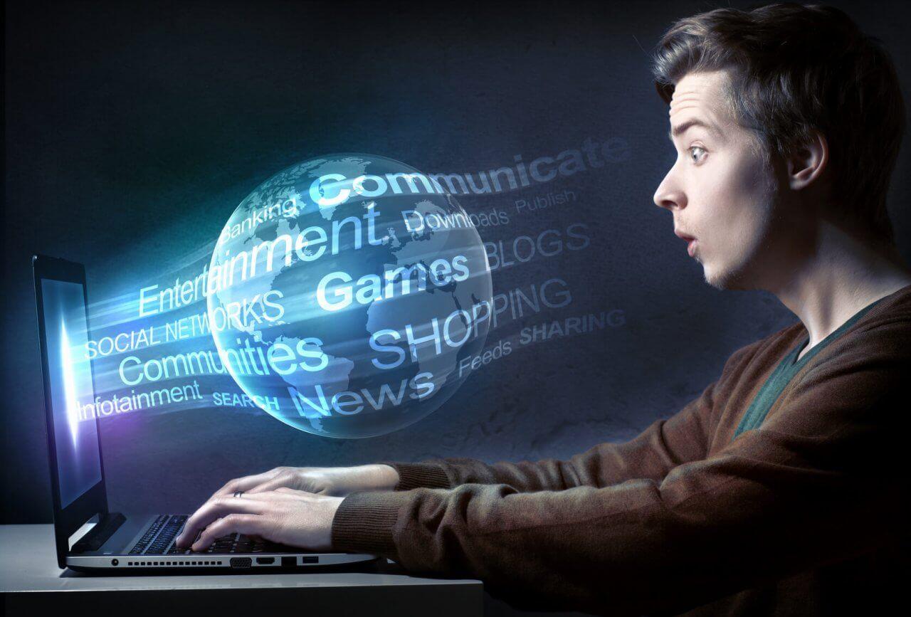 Зависимость от Интернета (3)