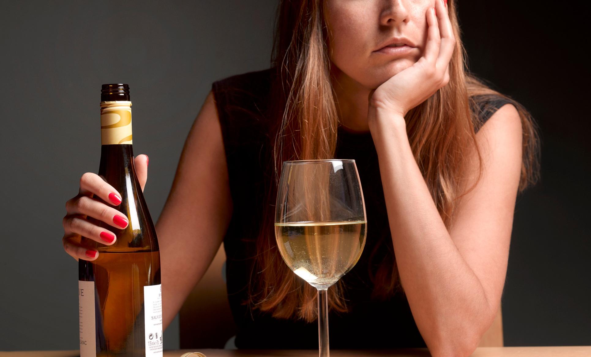 Зависимость от алкоголизма (2)