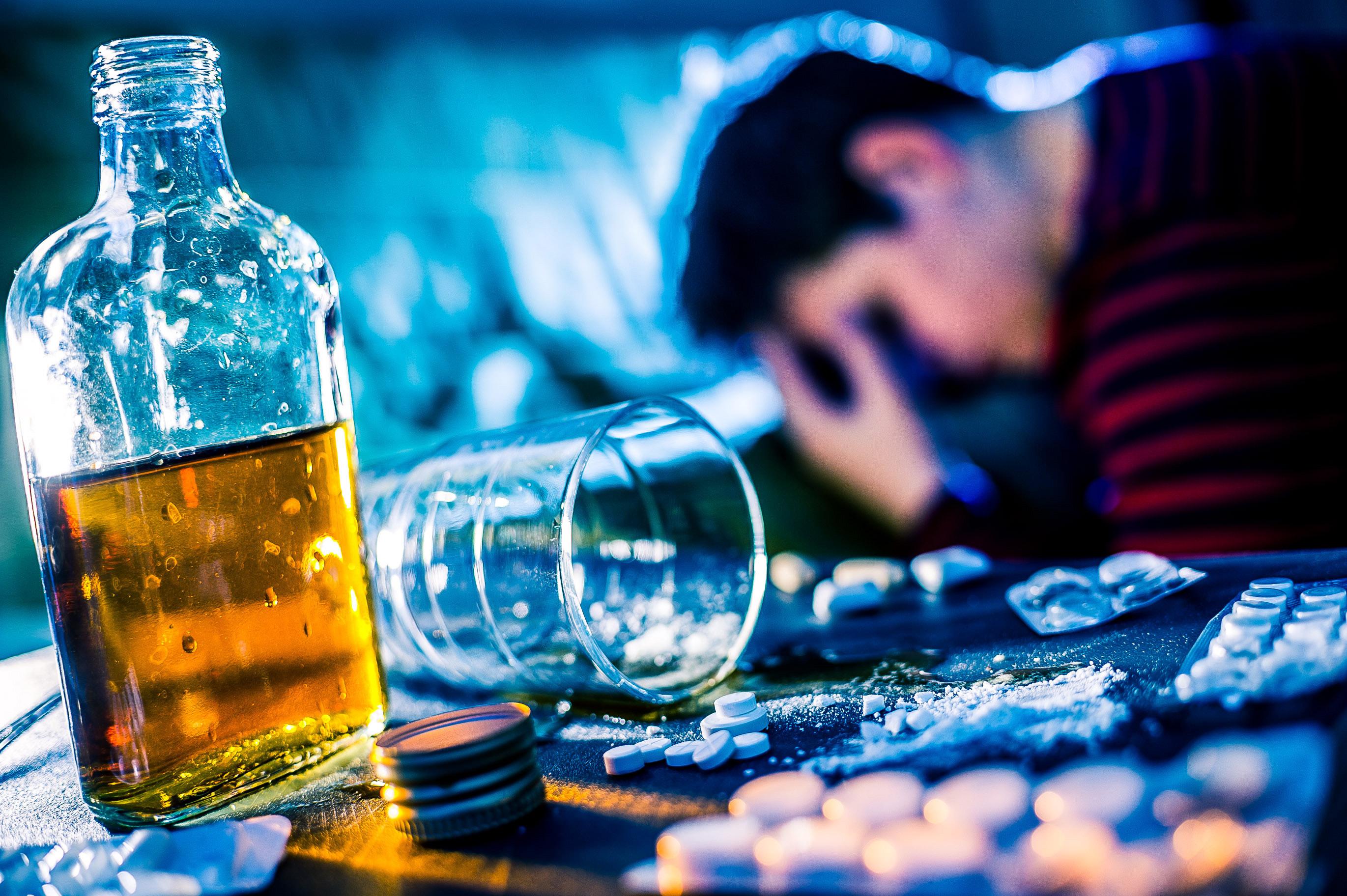 Зависимость от алкоголизма (8)