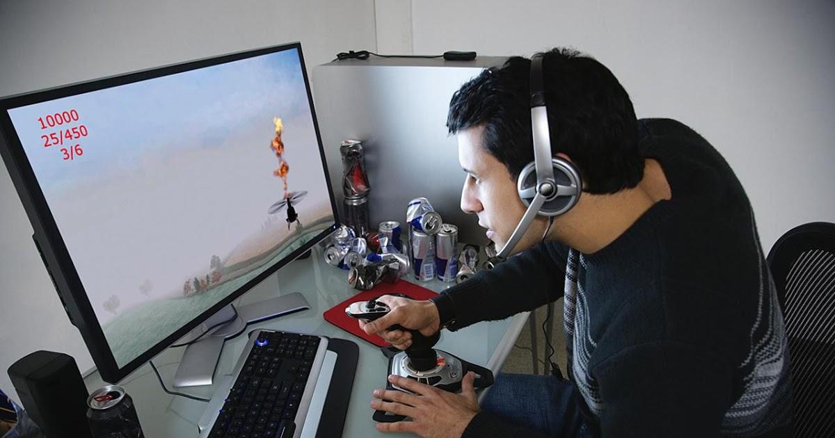 Зависимость от компьютерных игр (8)