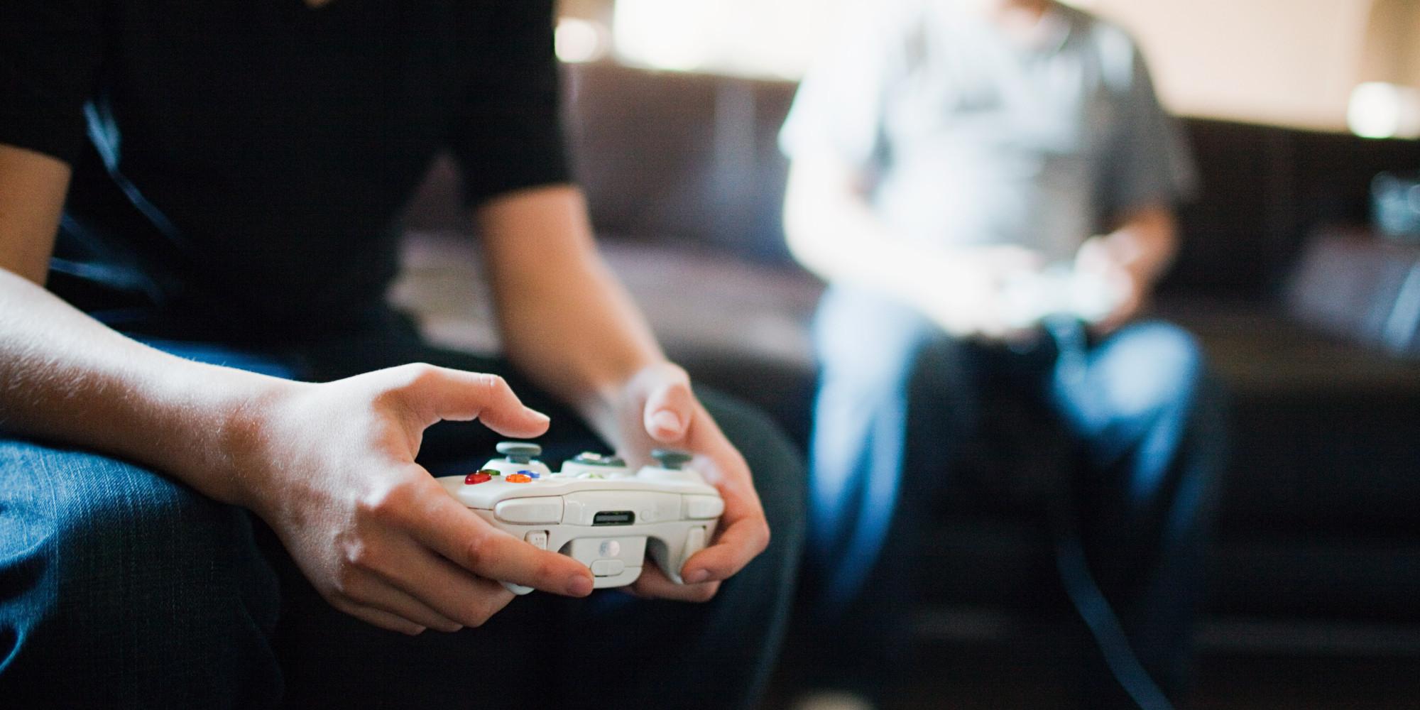 Зависимость от компьютерных игр (9)