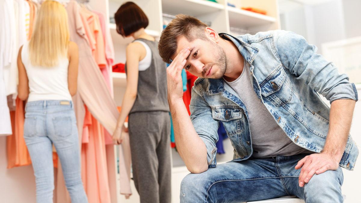 Зависимость от шоппинга (2)