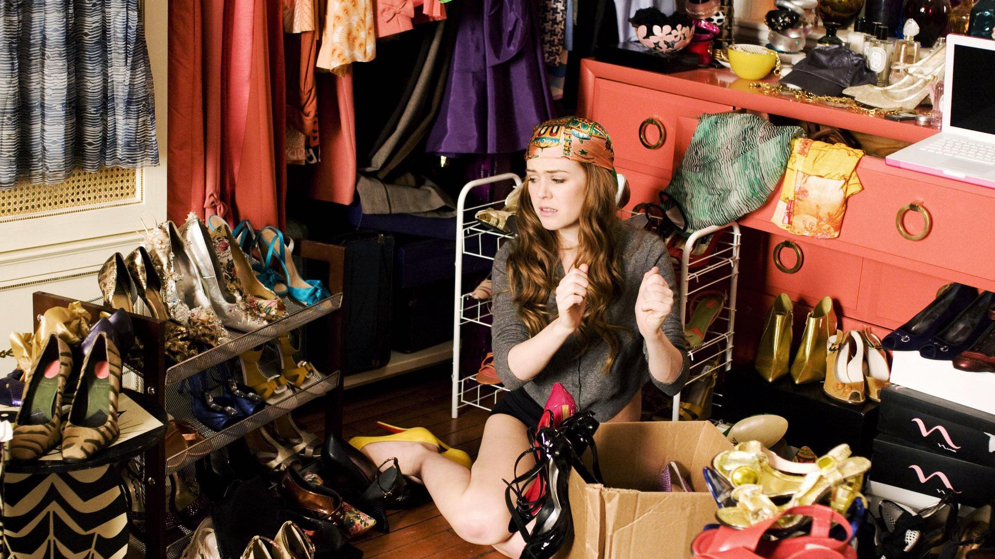 Зависимость от шоппинга (5)
