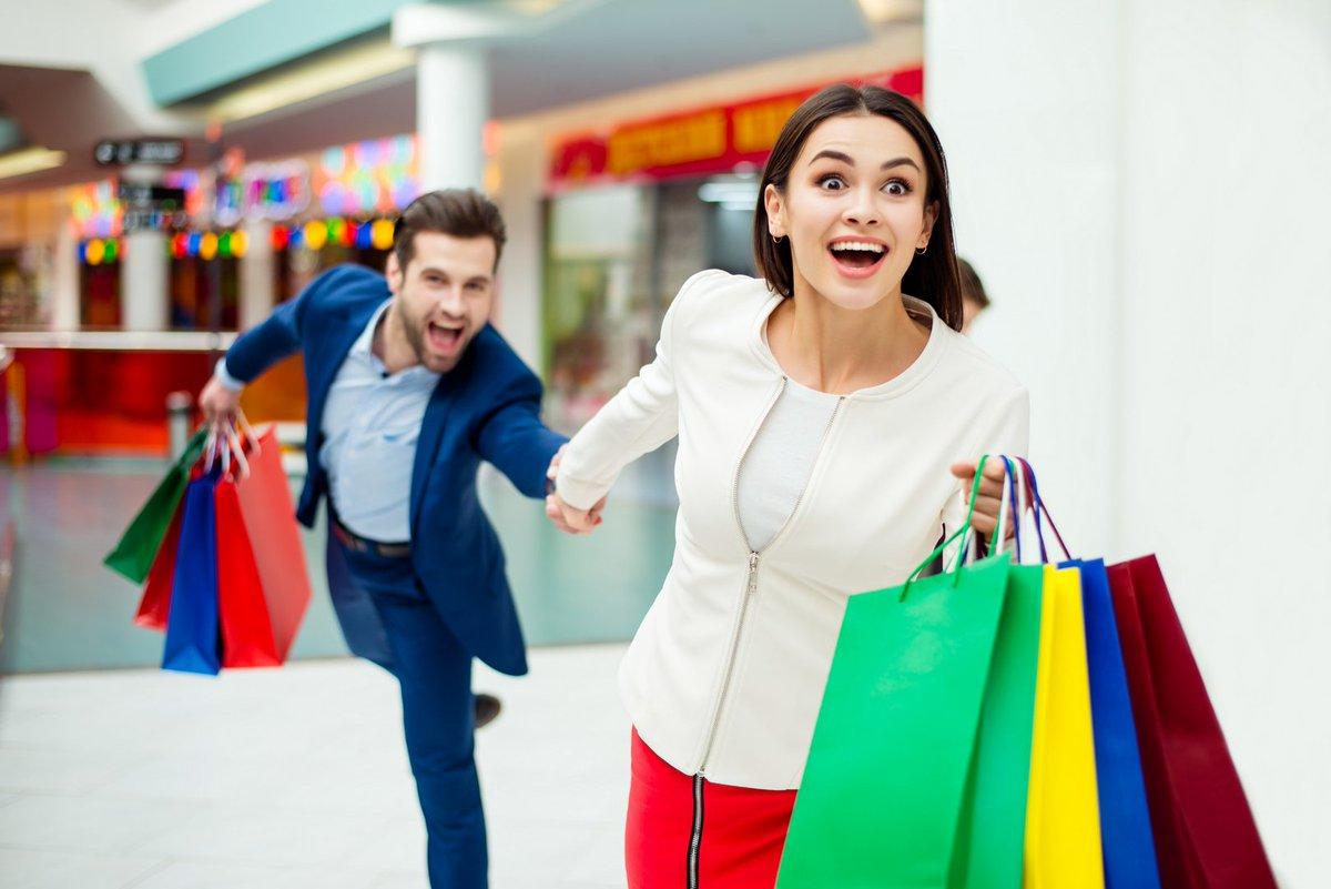 Зависимость от шоппинга (6)