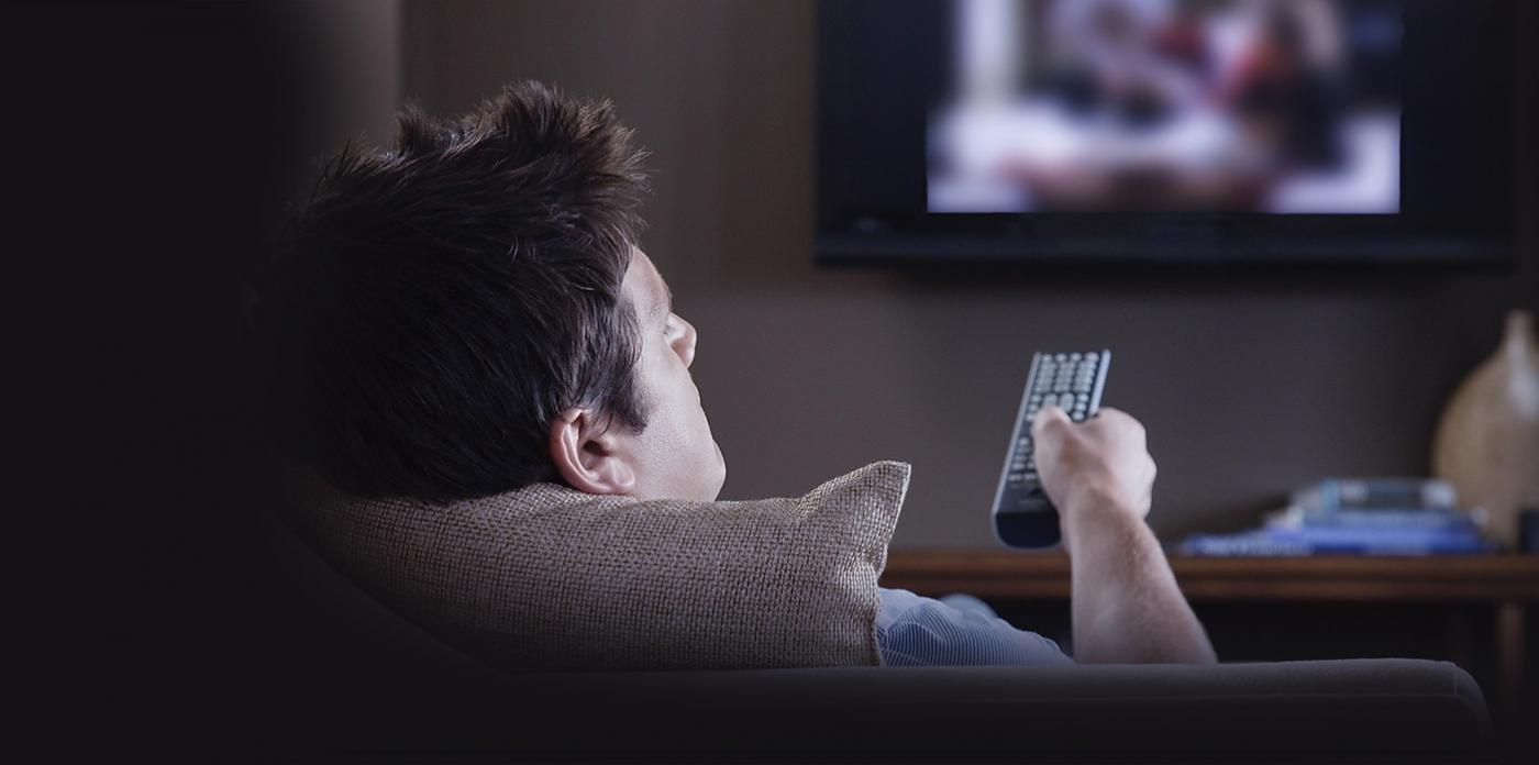 Зависимость телевизионная (4)